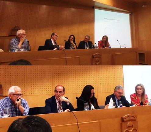 Imagen El Procurador del Común participa en las Jornadas ¨feminización y justicia¨ organizada por la Universidad de Vigo