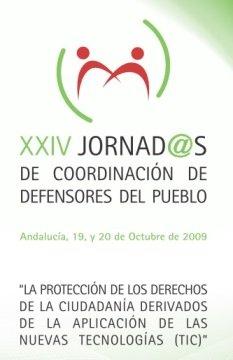 Imagen XXIV Jornadas de Coordinación de Defensores del Pueblo - Andalucía, Octubre 2009