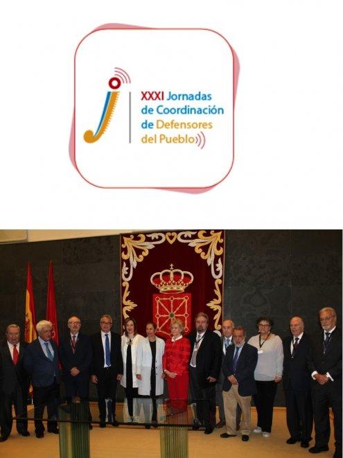 Imagen XXXI Jornadas de Coordinación de Defensores del Pueblo - Pamplona, Septiembre 2016