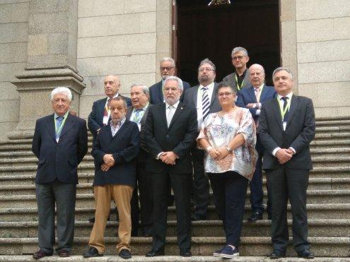 Imagen XXXII Jornadas de Coordinación de Defensores del Pueblo - Santiago de Compostela, Octubre 2017